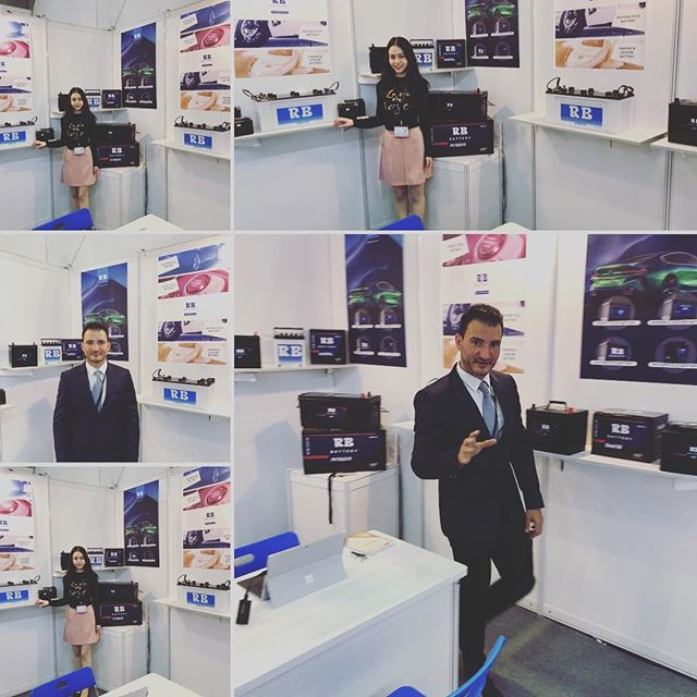 Automechanika Hi Chi Minh 2019 and RB Battery, a successful and enjoyable visit and event. #vietnam #battery #carbattery #rbbattery #rb #rbthailand #hochiminhcity #automechanikahochiminhcity2019 #automechanika
