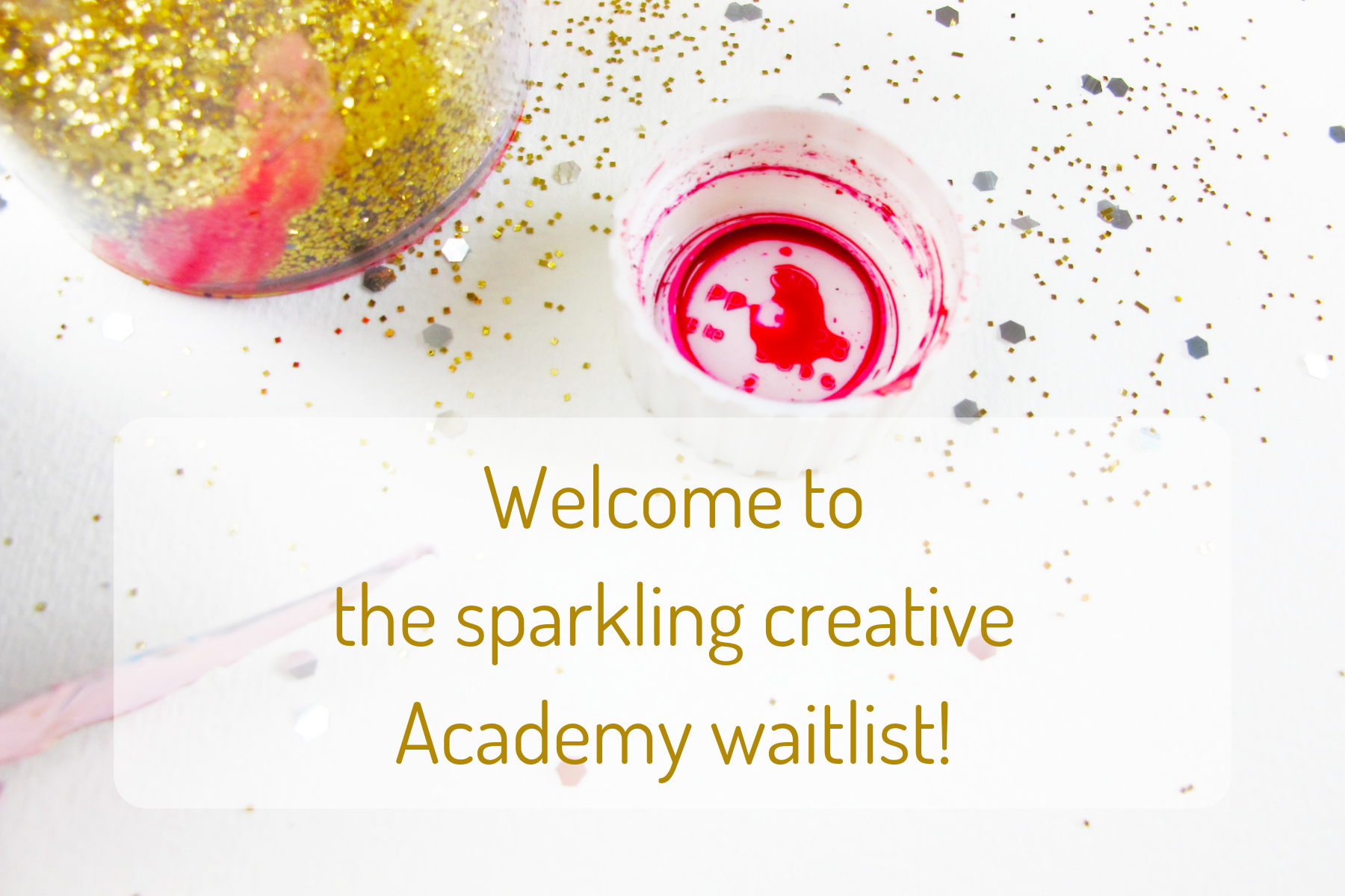 the sparkling creative Academy, www.kerstinpressler.com/academy