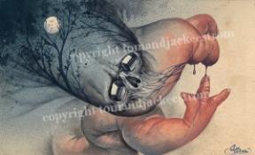 """November's Lament"" by Tom Strom"