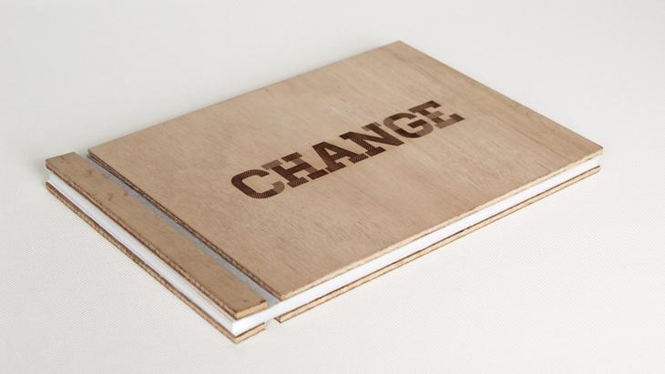The Change Book. Photo: drbb.studio