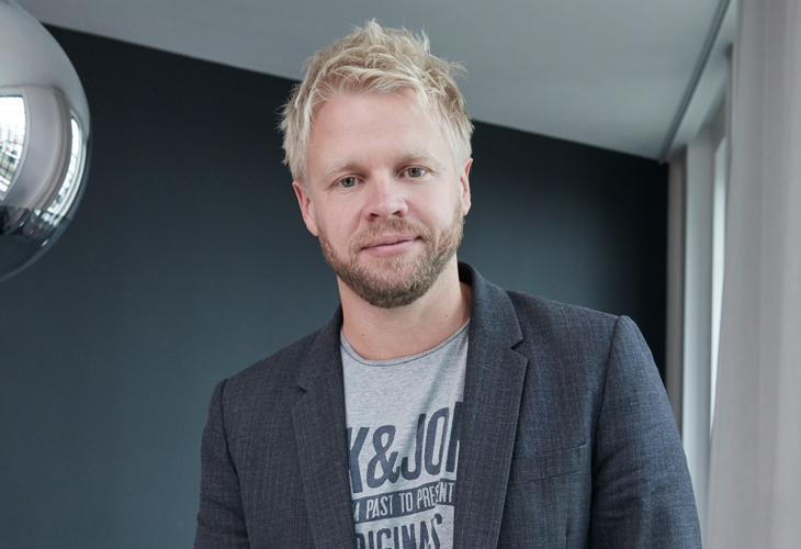 James Kirkham, Chief Strategy Officer