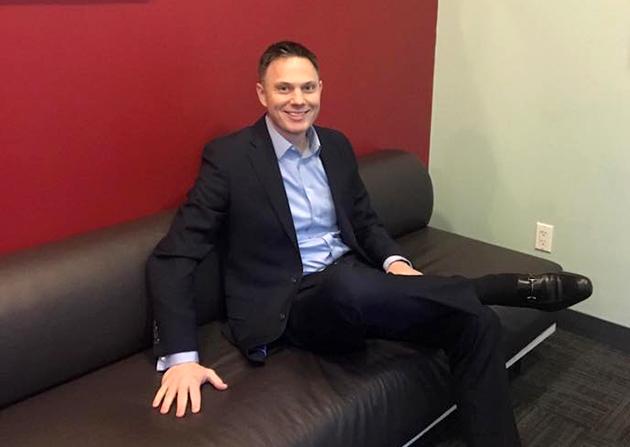 Eric Eckhardt, The Purplebricks US CEO.