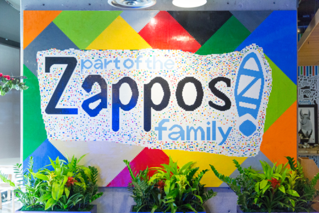 Shoe retailer Zappos' number-one priority is company culture.