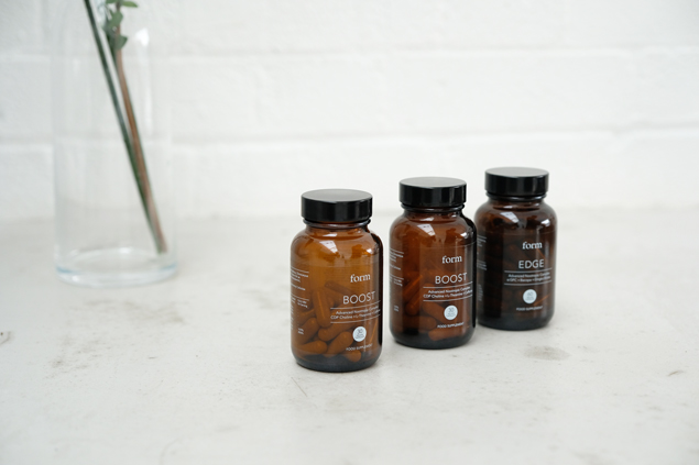 Form's Nootropics capsules. Nootropics are a class of compounds that has been proven to improve some aspects of cognitive abilities.