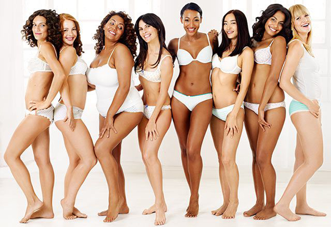 Dove's campaign for Real Beauty.