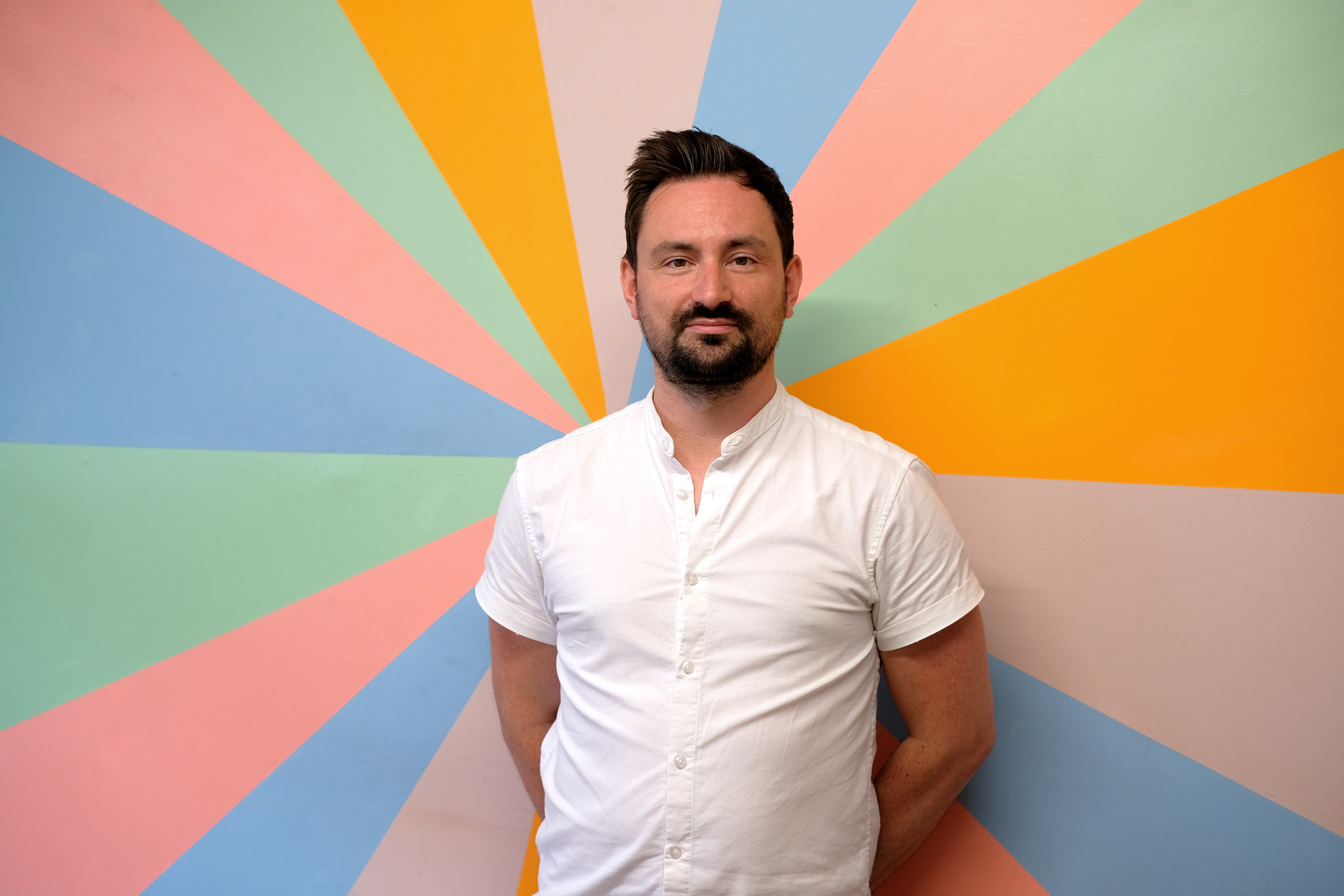 Eat Grub's Co-founder Neil Whippey.