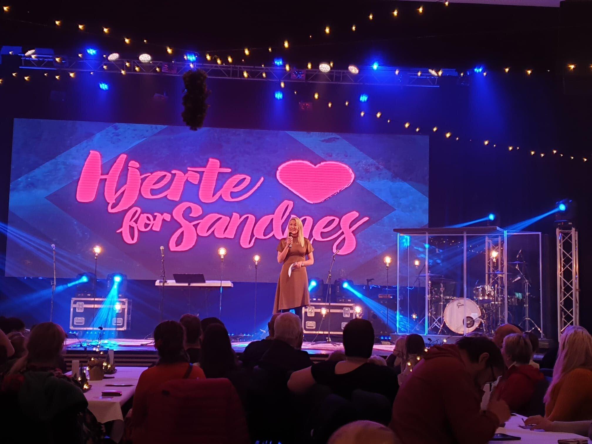 Hvem er vi — Hjerte for Sandnes