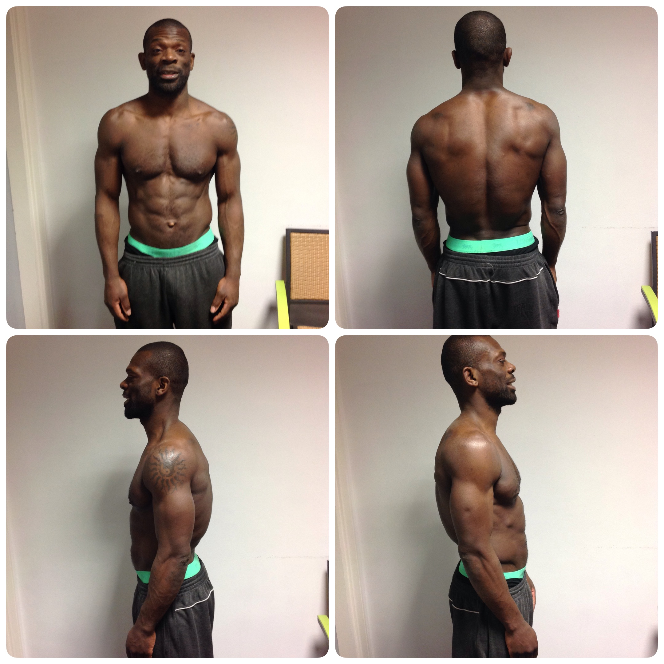 Wednesday 27th January, weighed at 86.5kg body fat measured 14%