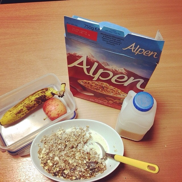 How much protein in that breakfast?? It is the diet that leads The UK to have 67% and 57% of the male and female population of the UK is overweight...