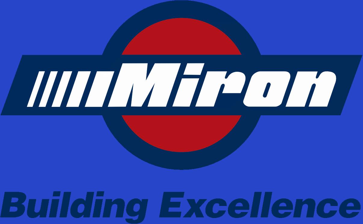 Miron Construction logo