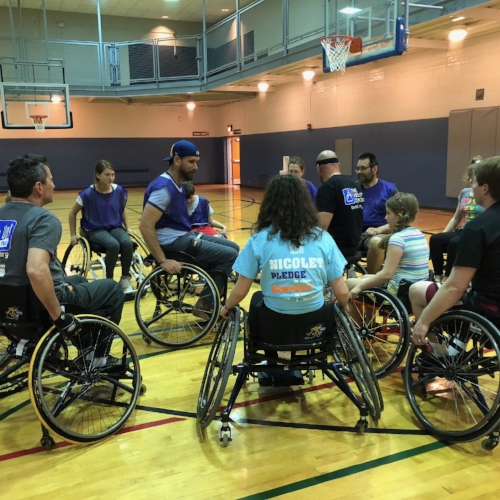 Discover Ability Open Gym