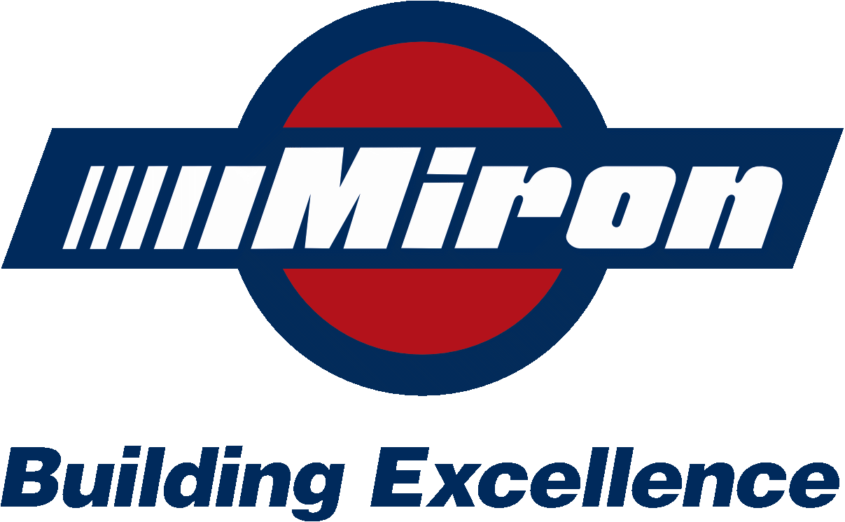 Miron Construction logo