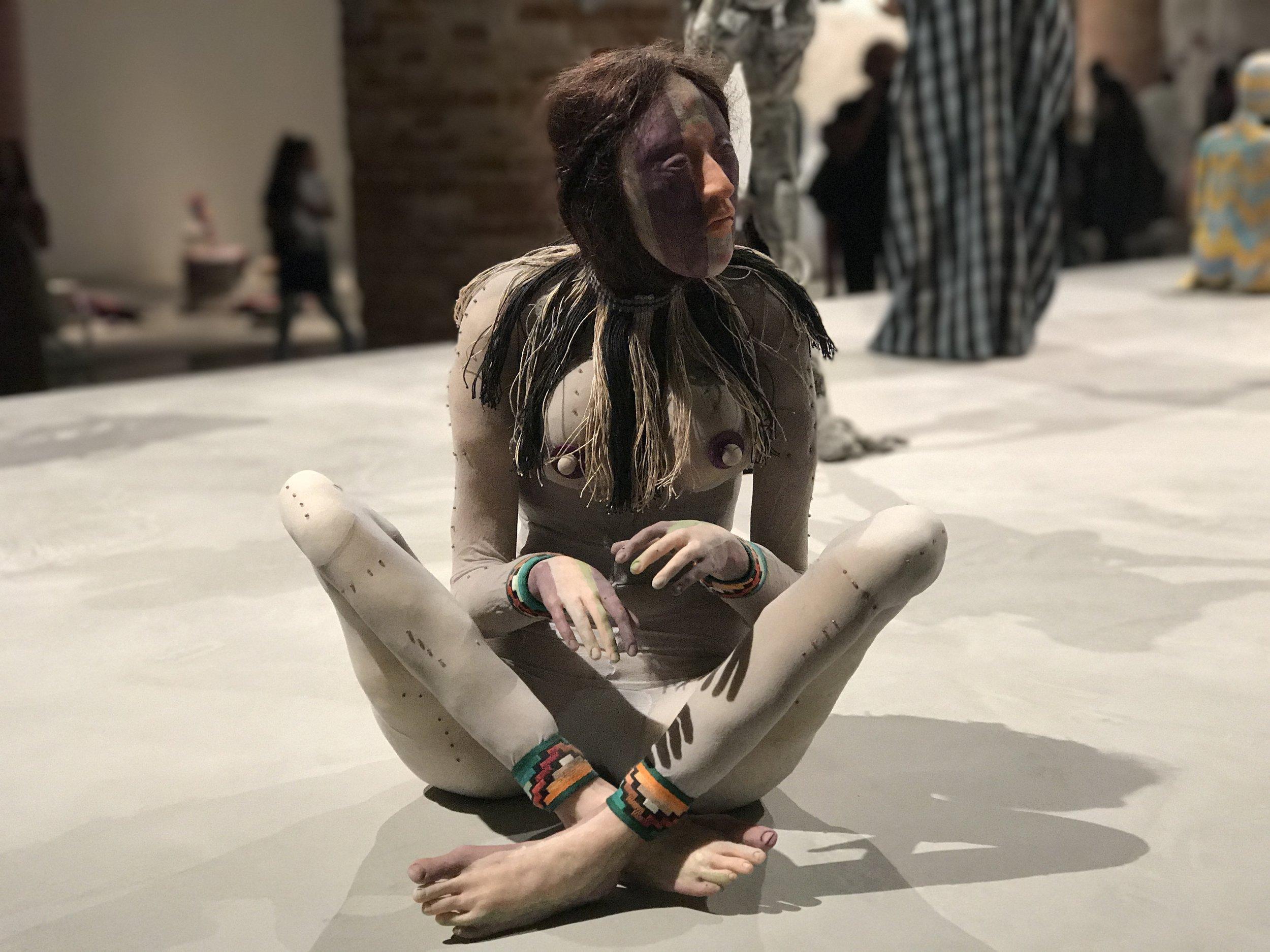 Francis_Upritchard_Biennale di Venezia_Sabina4.JPG