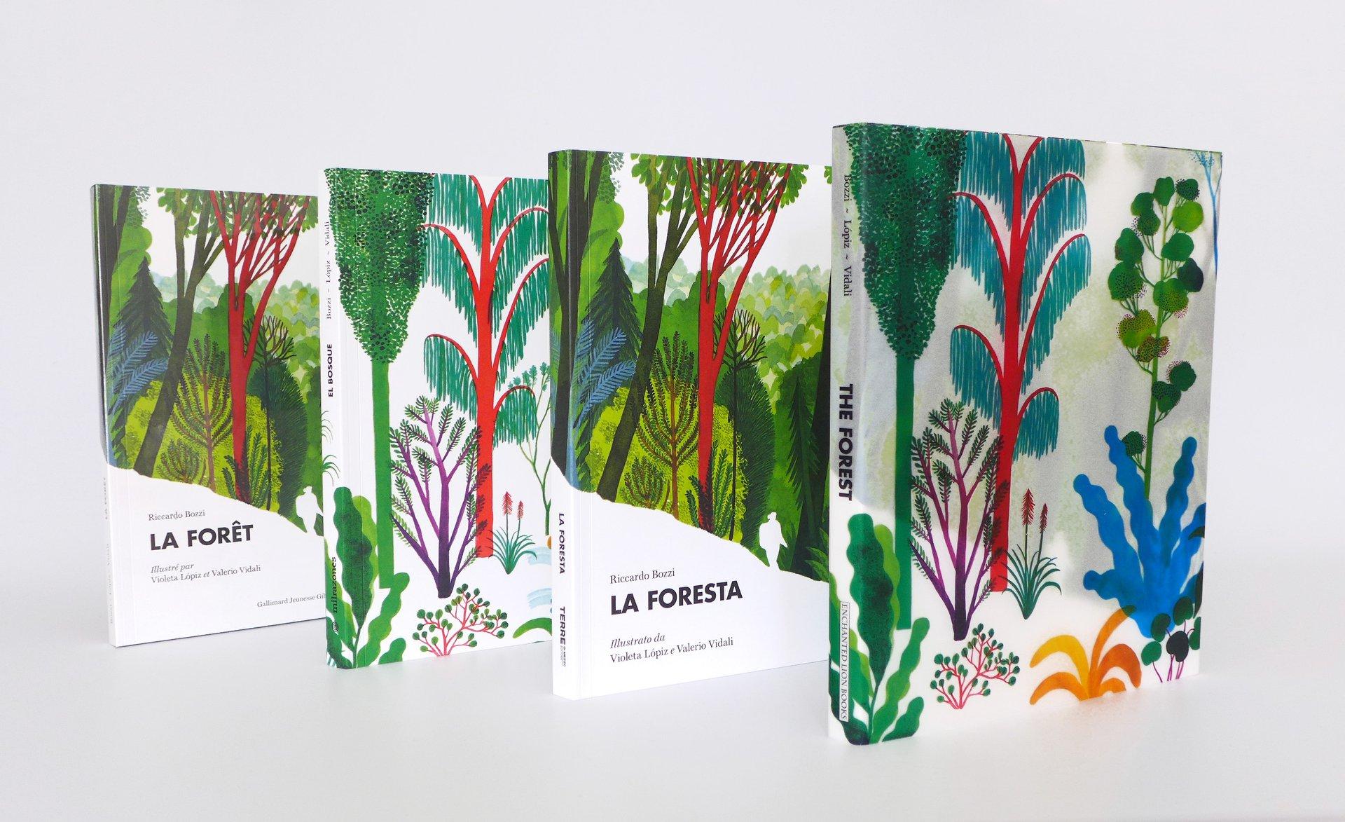 la_foresta_book_libro_violeta_lopiz_valerio_vidali