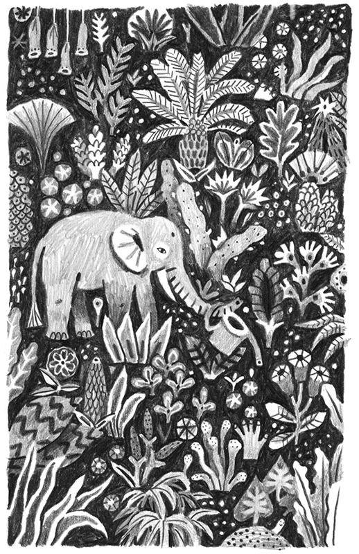 Copy of Elefantasy, María Elena Walsh and Andrea Antinori, La nuova frontiera Junior, 2017