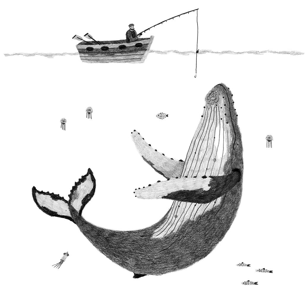 Copy of Un Libro sulle balene, Andrea Antinori, Corraini edizioni, 2016