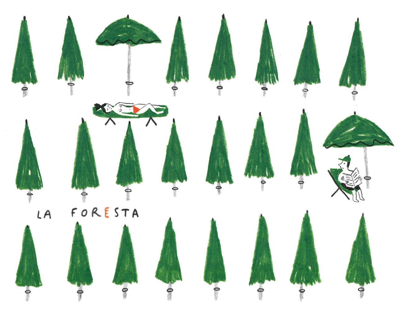 Andrea+Antinori Foresta