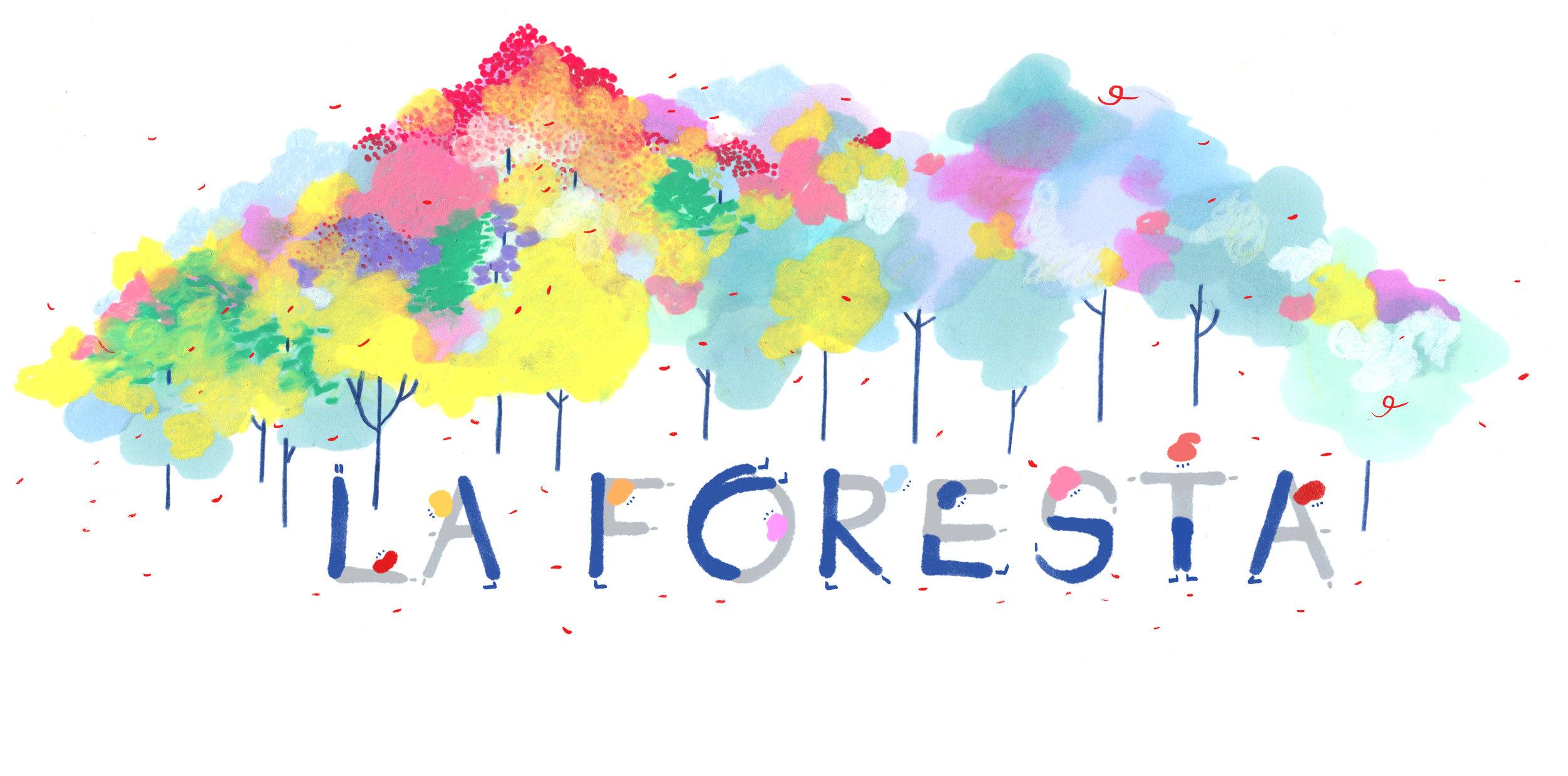 carolina celas la foresta