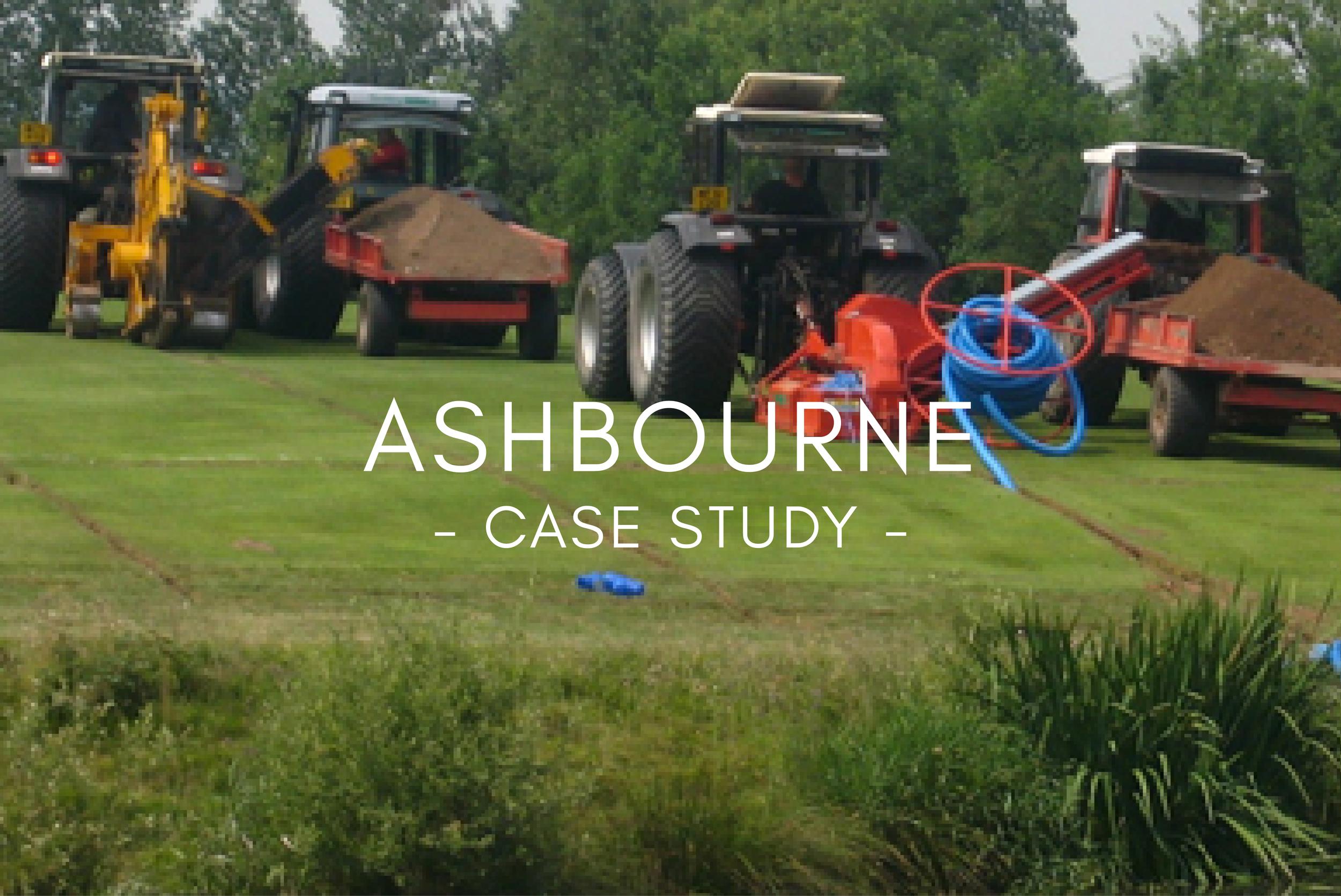 Ashbourne Golf Club - Case Study