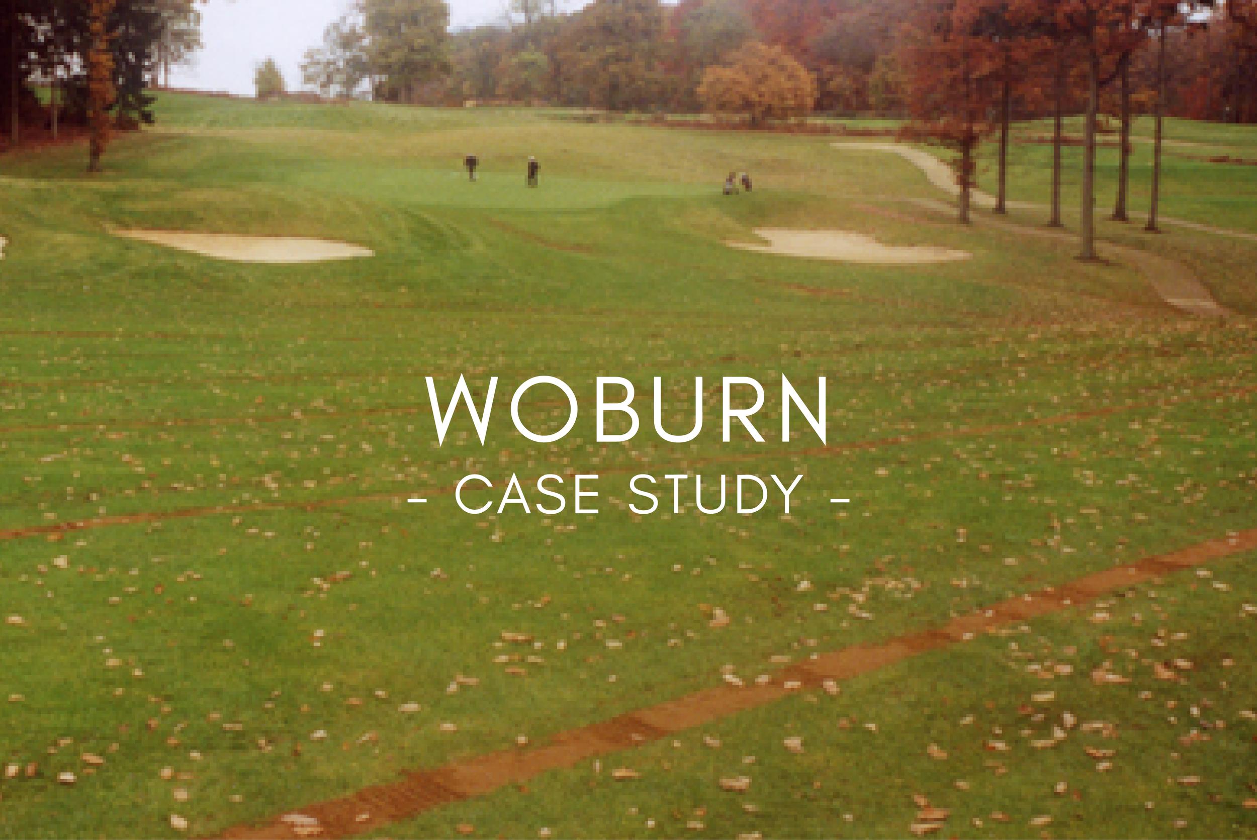 Woburn Golf Club - Case Study