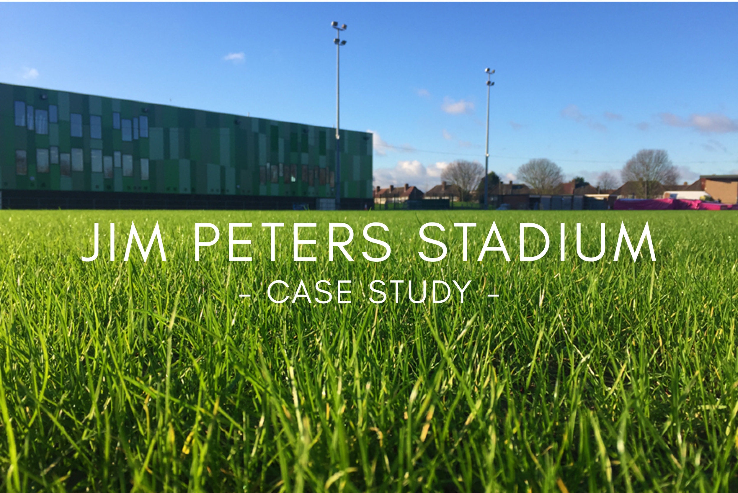 Portfolio - Jim Peters Stadium