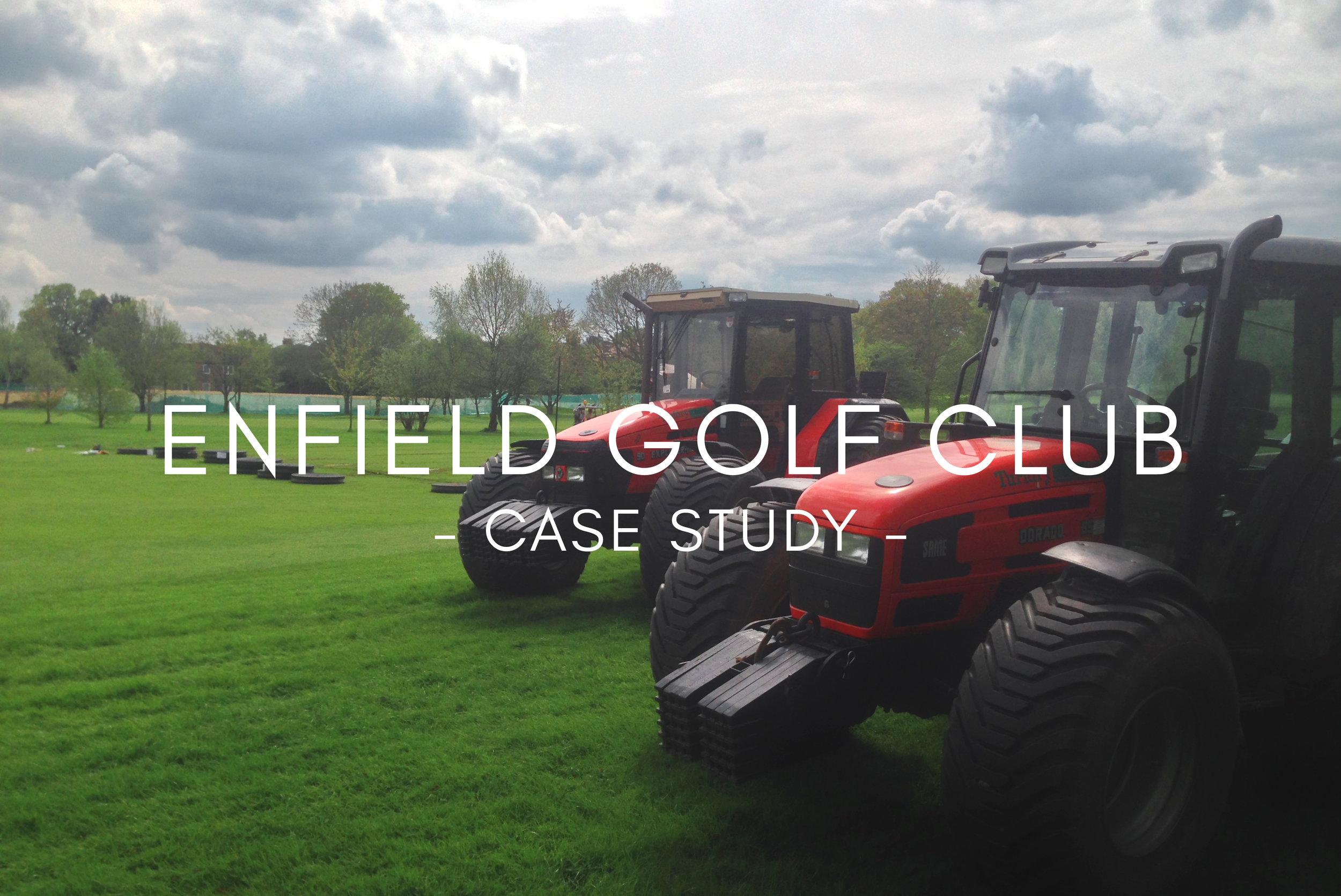 Case Study - Enfield Golf Club
