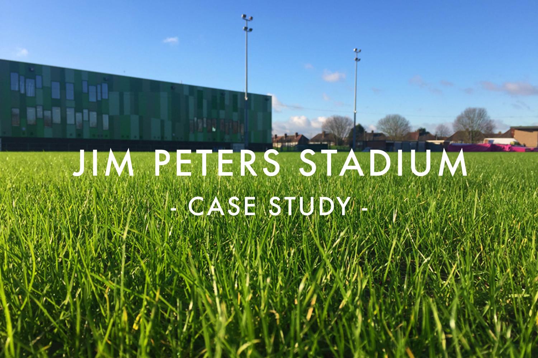 Jim Peters Stadium - Case Study