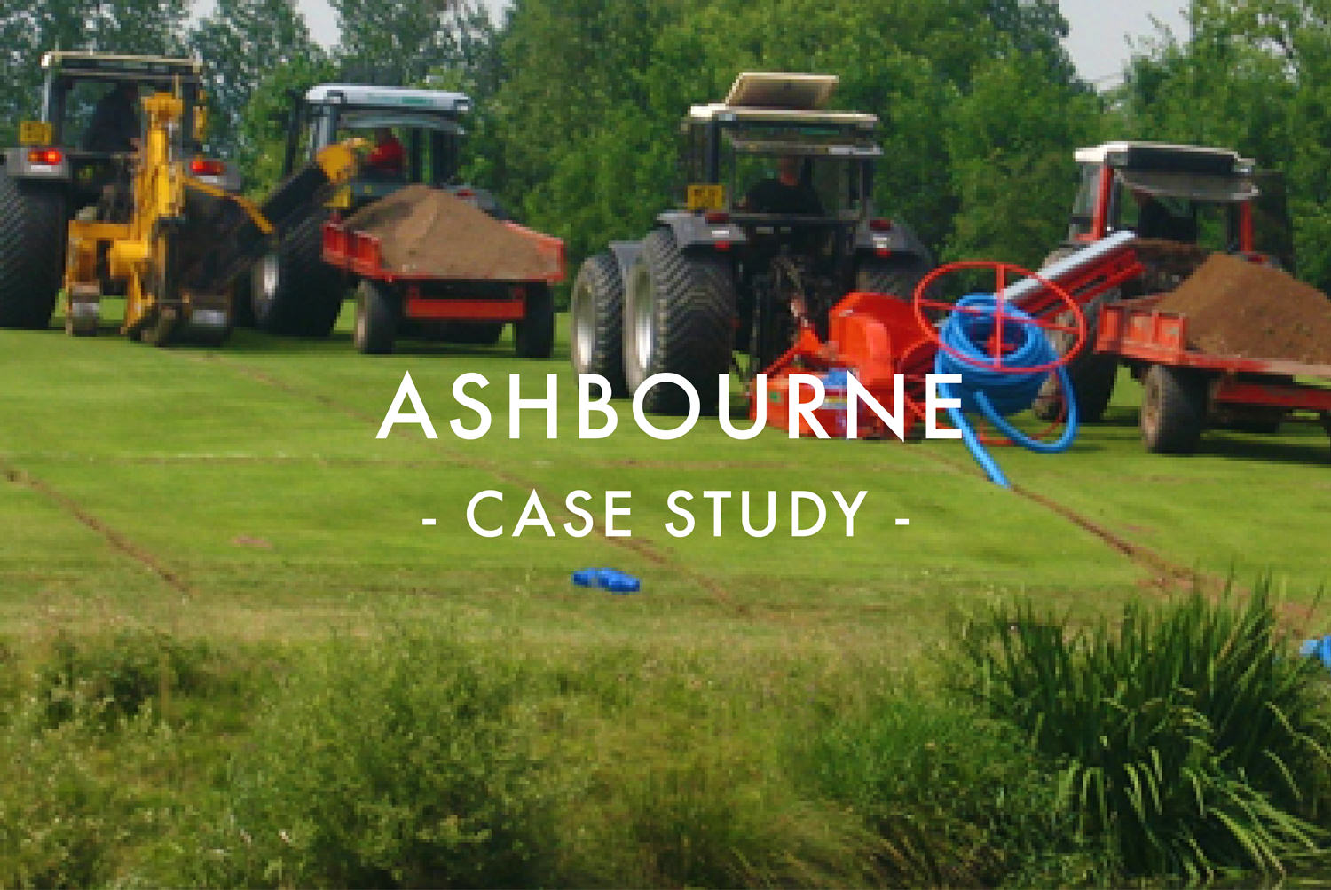 Ashbourne Golf Club Case Study