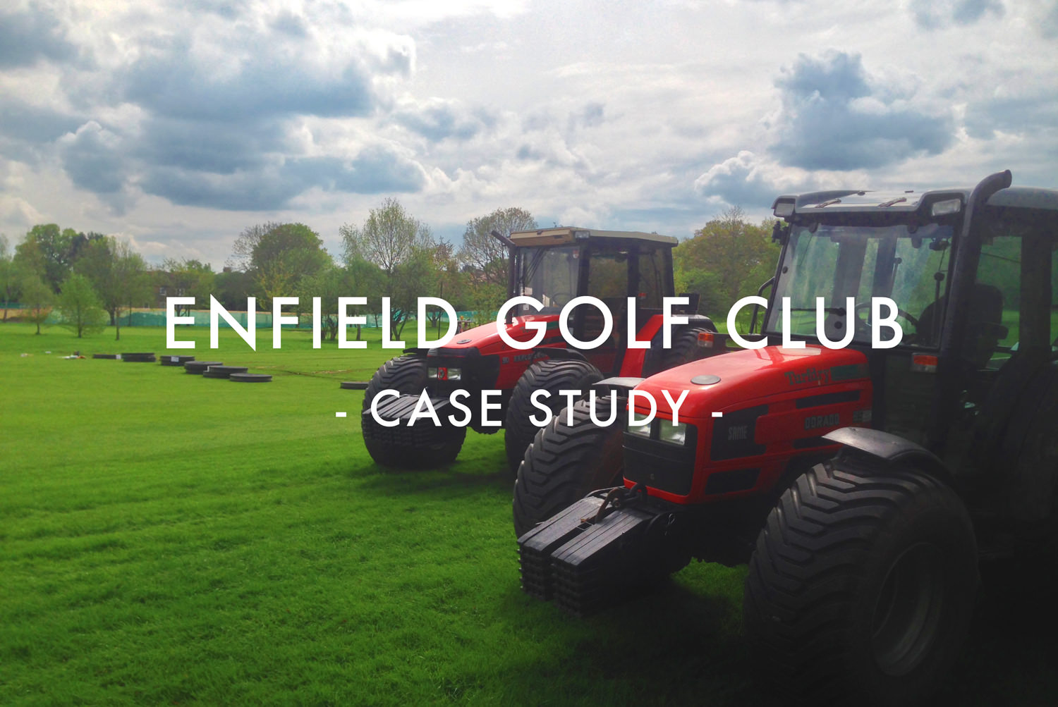 Enfield Golf Club Case Study