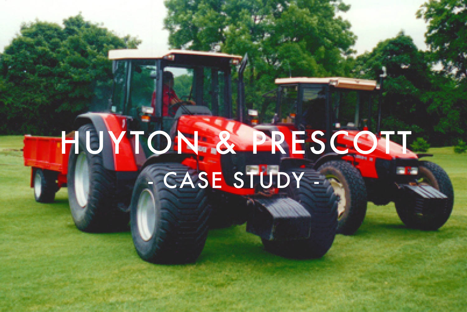 Huyton & Prescott Golf Course Case Study