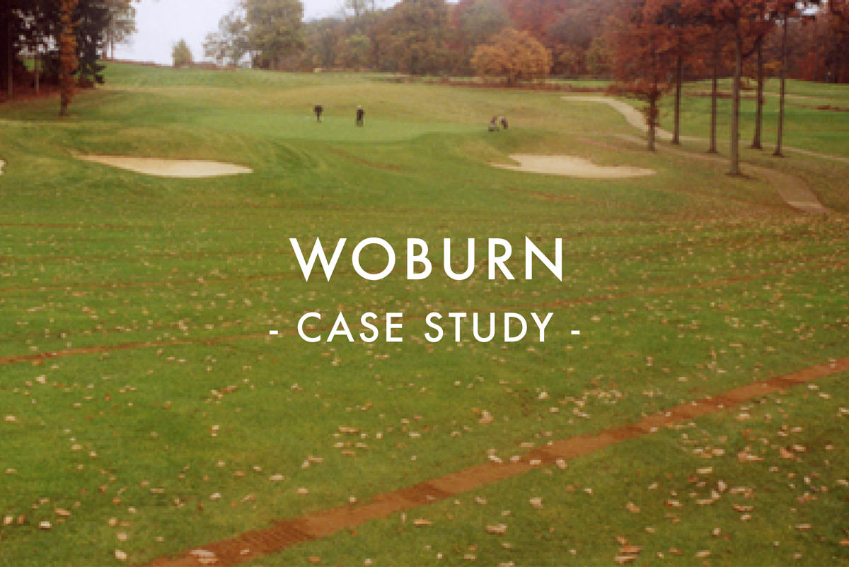 Woburn Golf Club Case Study