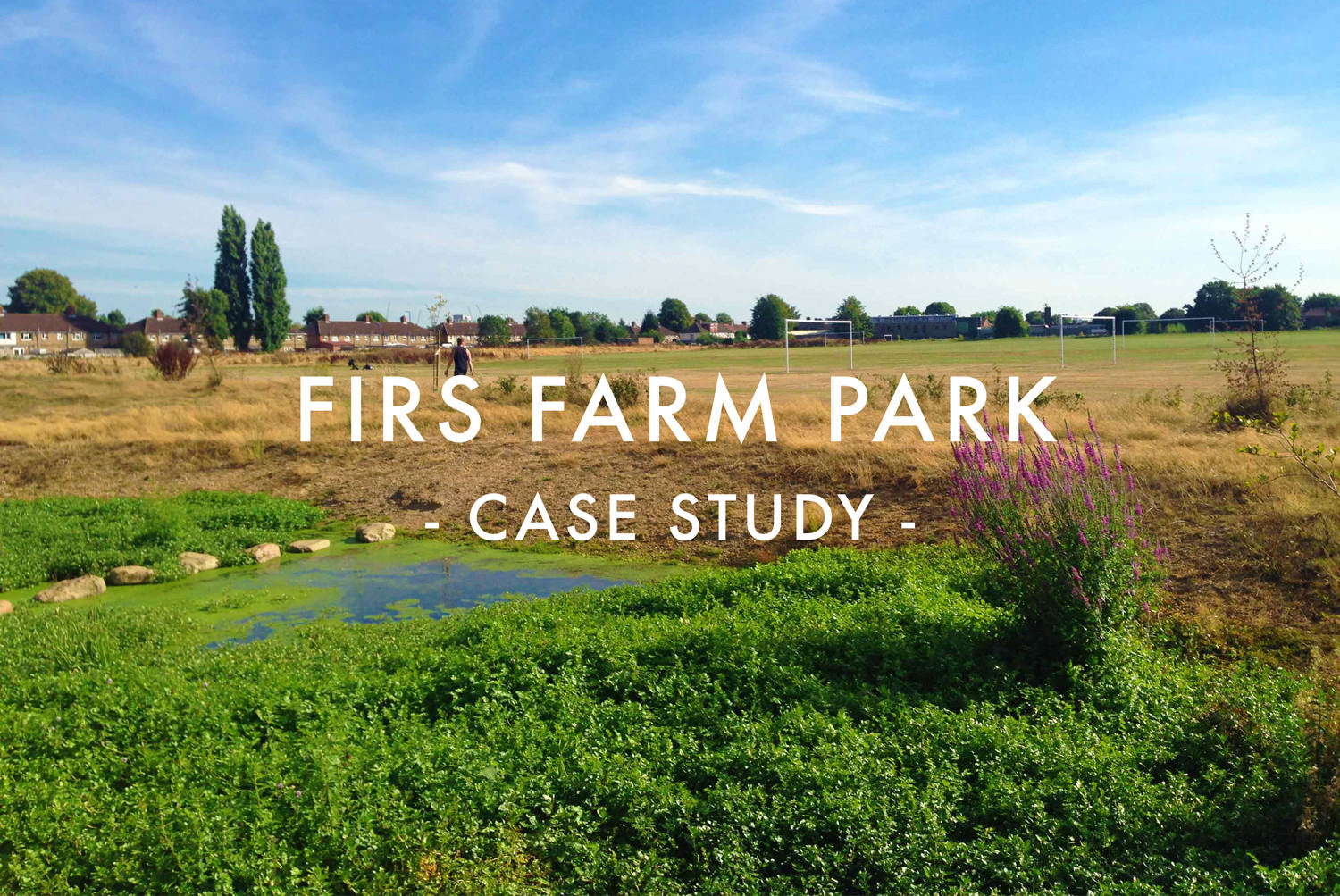 Firs Farm Park River Restoration Case Study