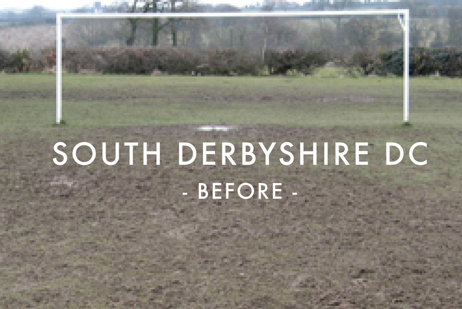 South Derbyshire DC - Before