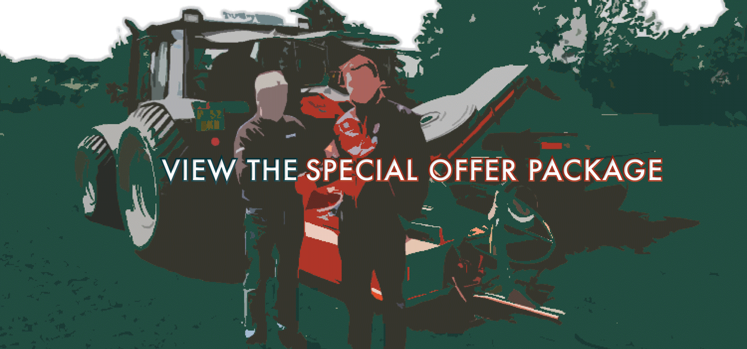 View the Special Offer Package
