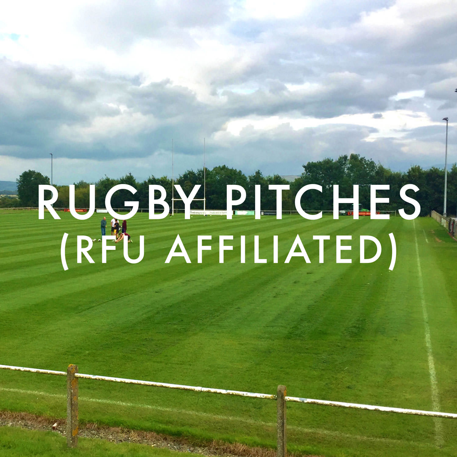 Rugby Pitches (RFU Affiliated)