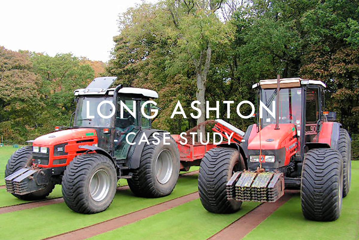 Long Ashton Golf Club Greens Drainage Case Study