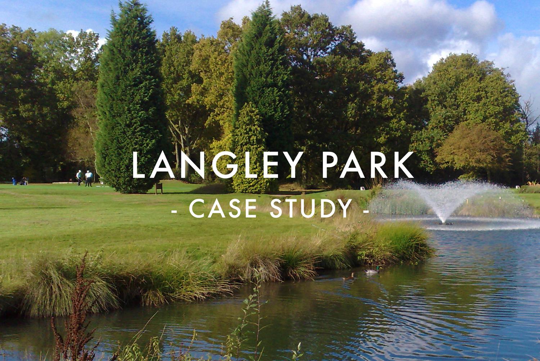 Langley Park - Golf Course Construction Case Study