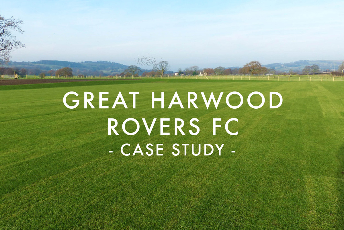 Great Harwood Rovers FC Case Study