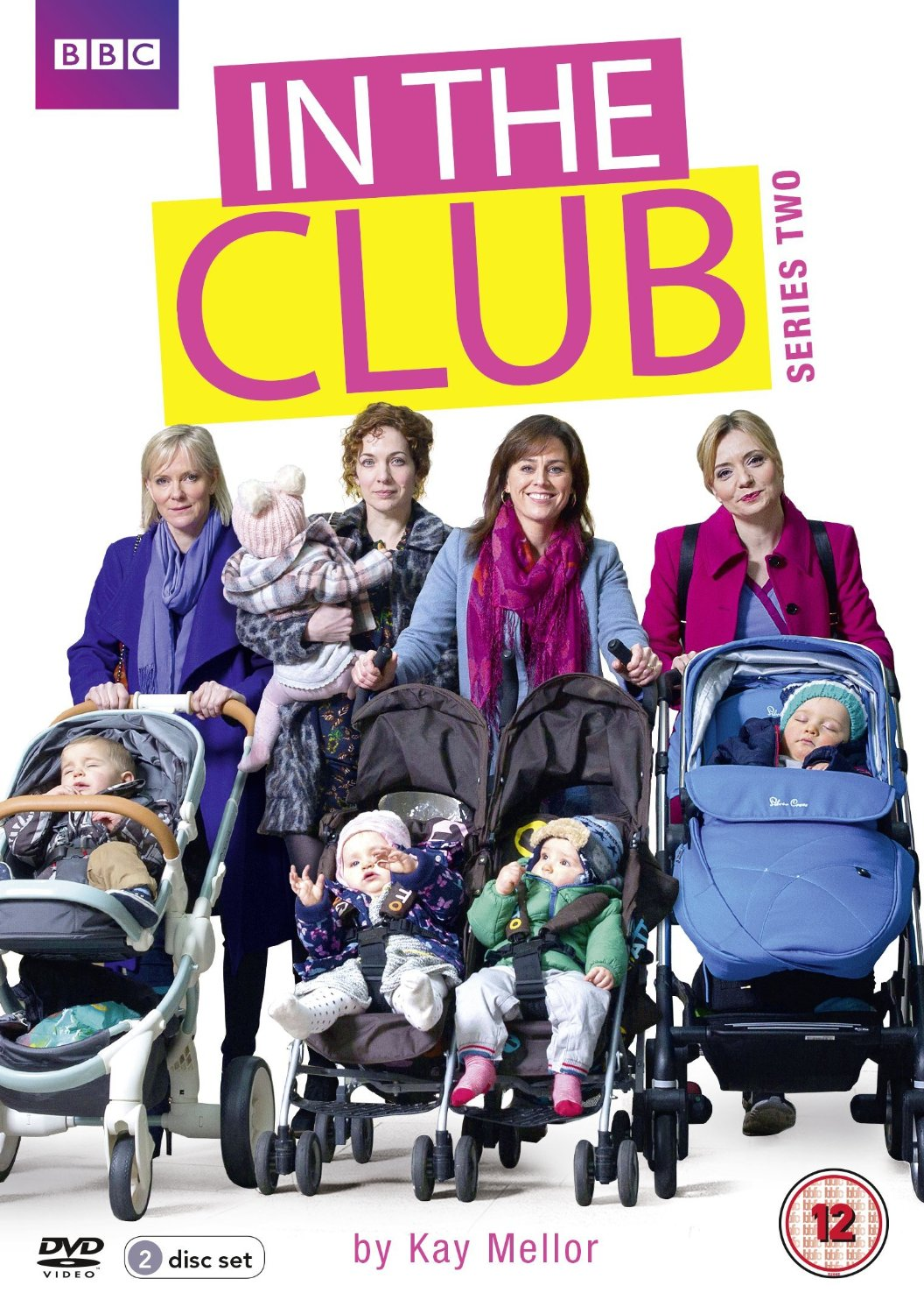 In The Club Series Two DVD