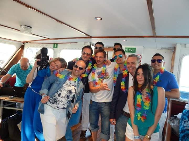 Jacks Charity Boat Party