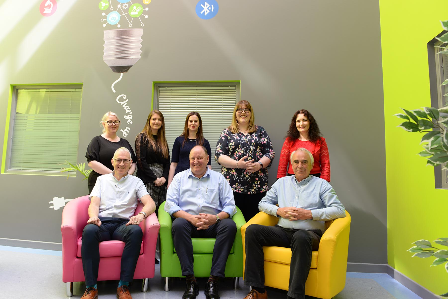 EmployAbility Galway Team