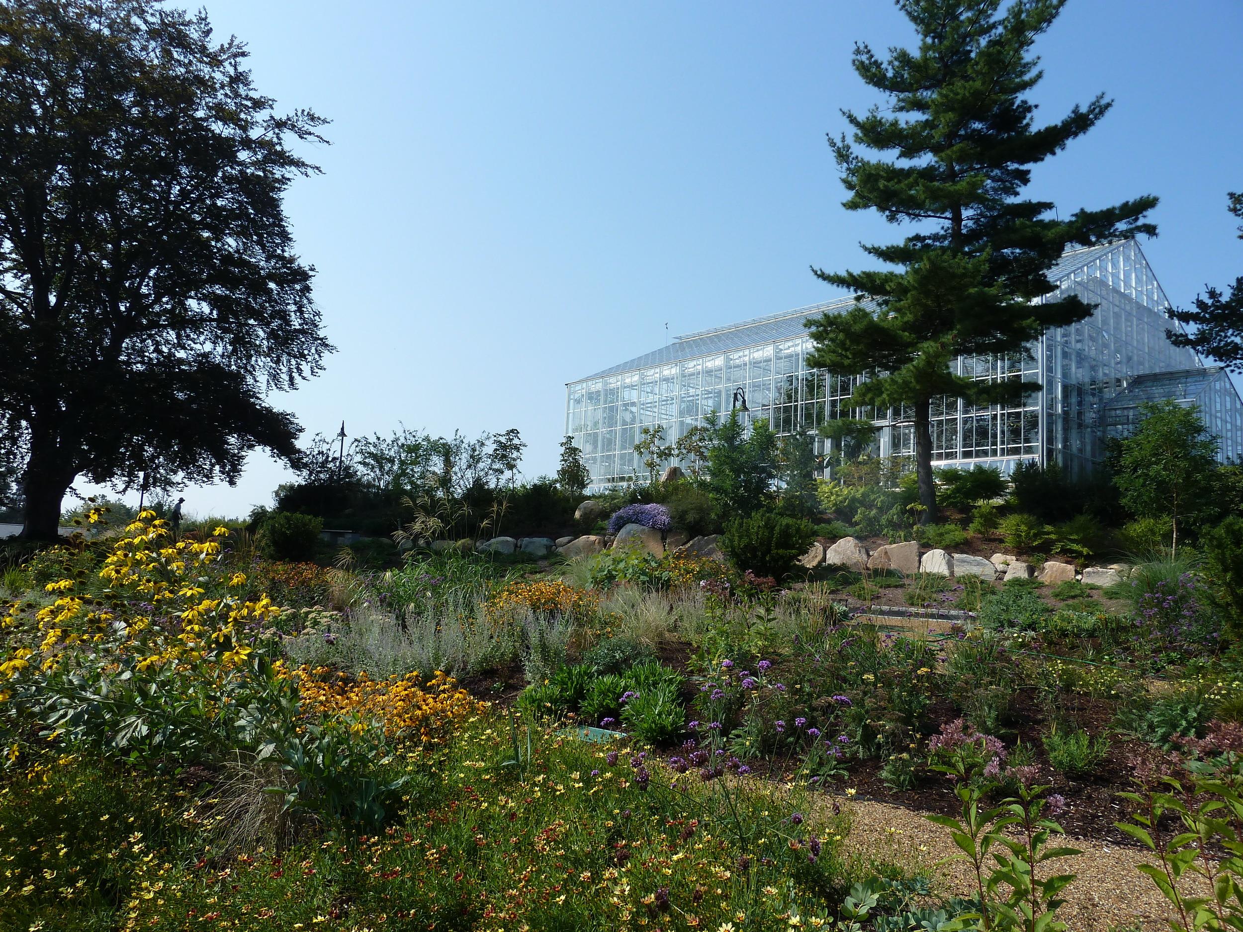 Roger Williams Park Botanical Center 1