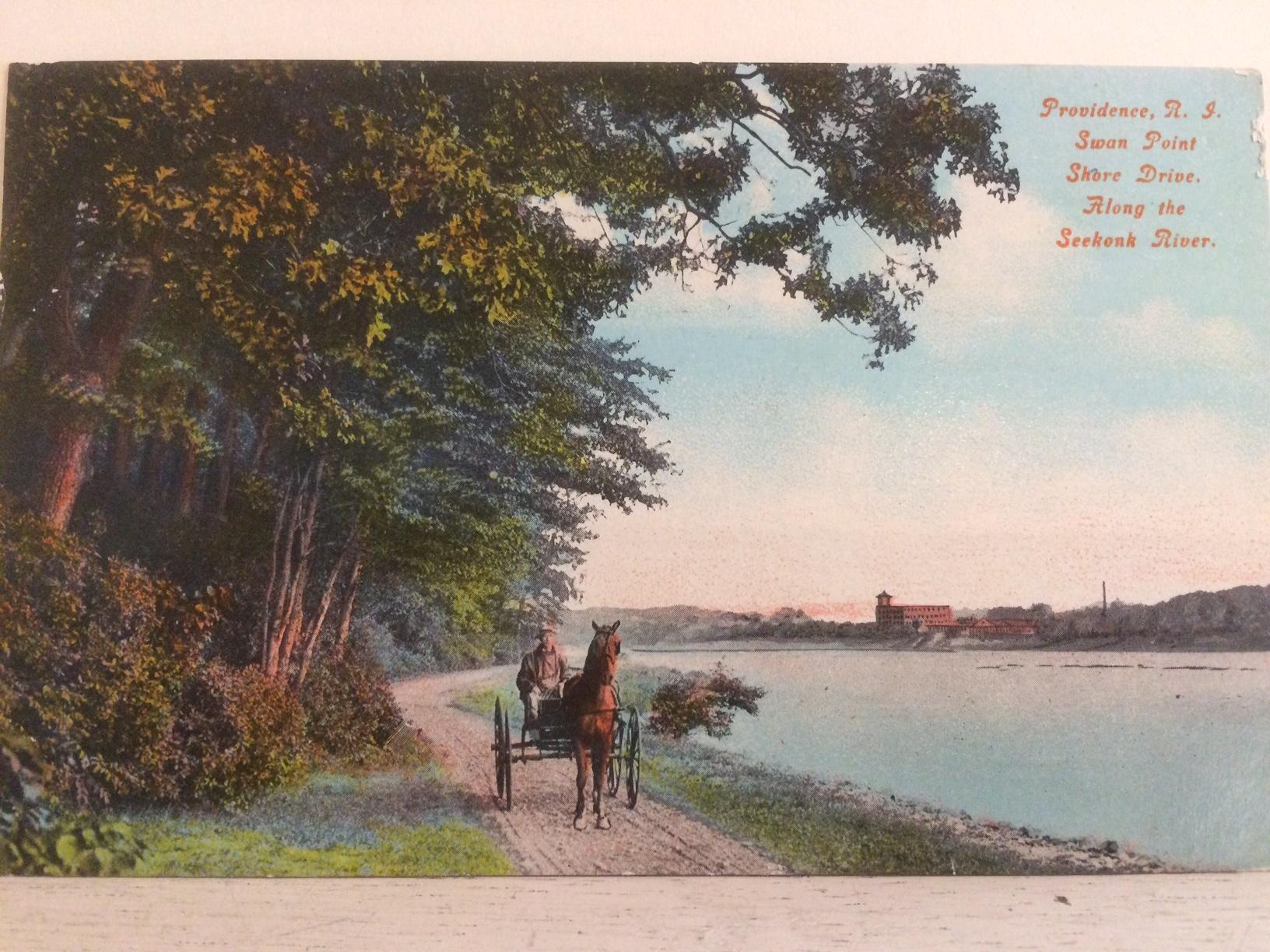 1912 View of Seekonk River.JPG