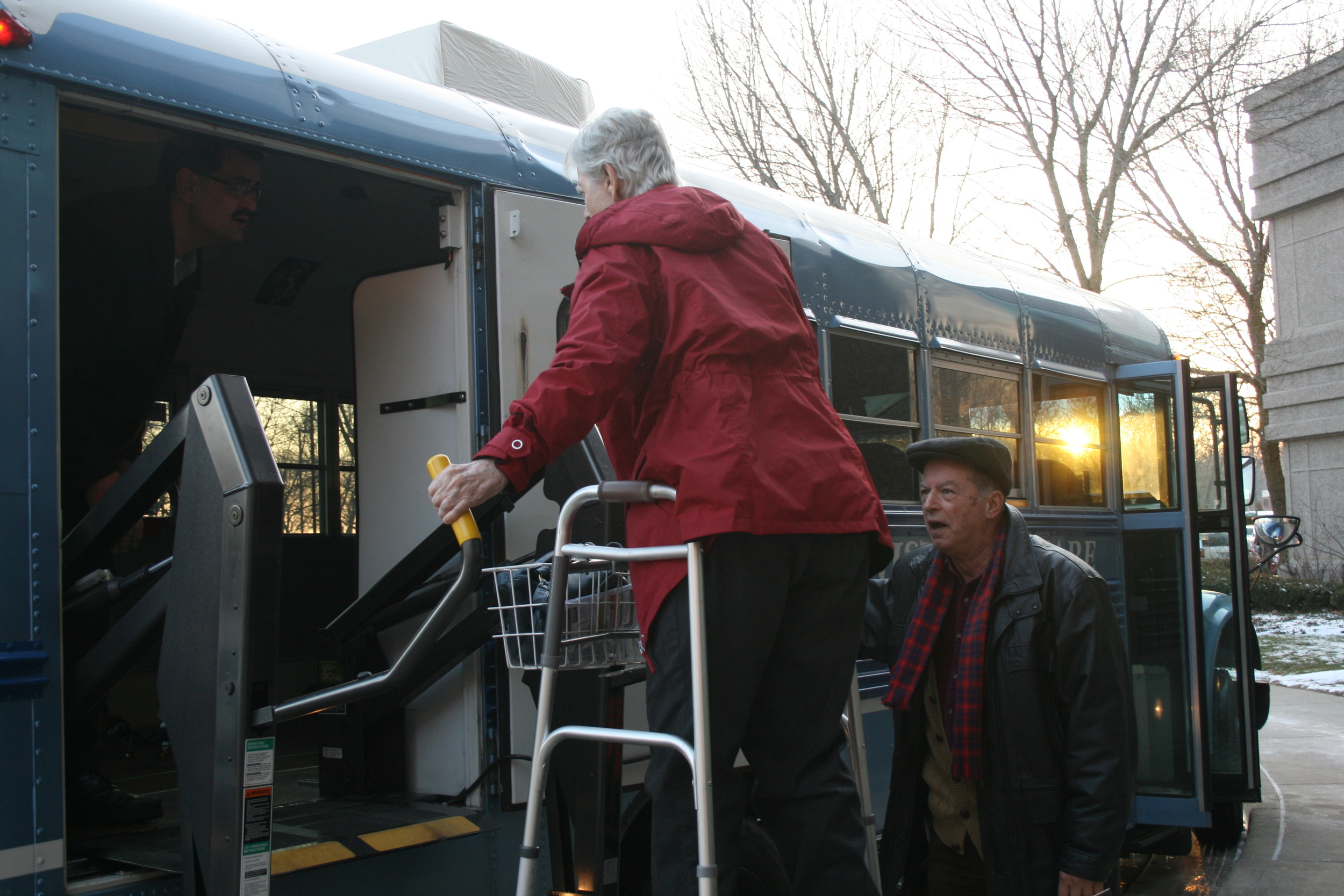 Ministry of Care Bus