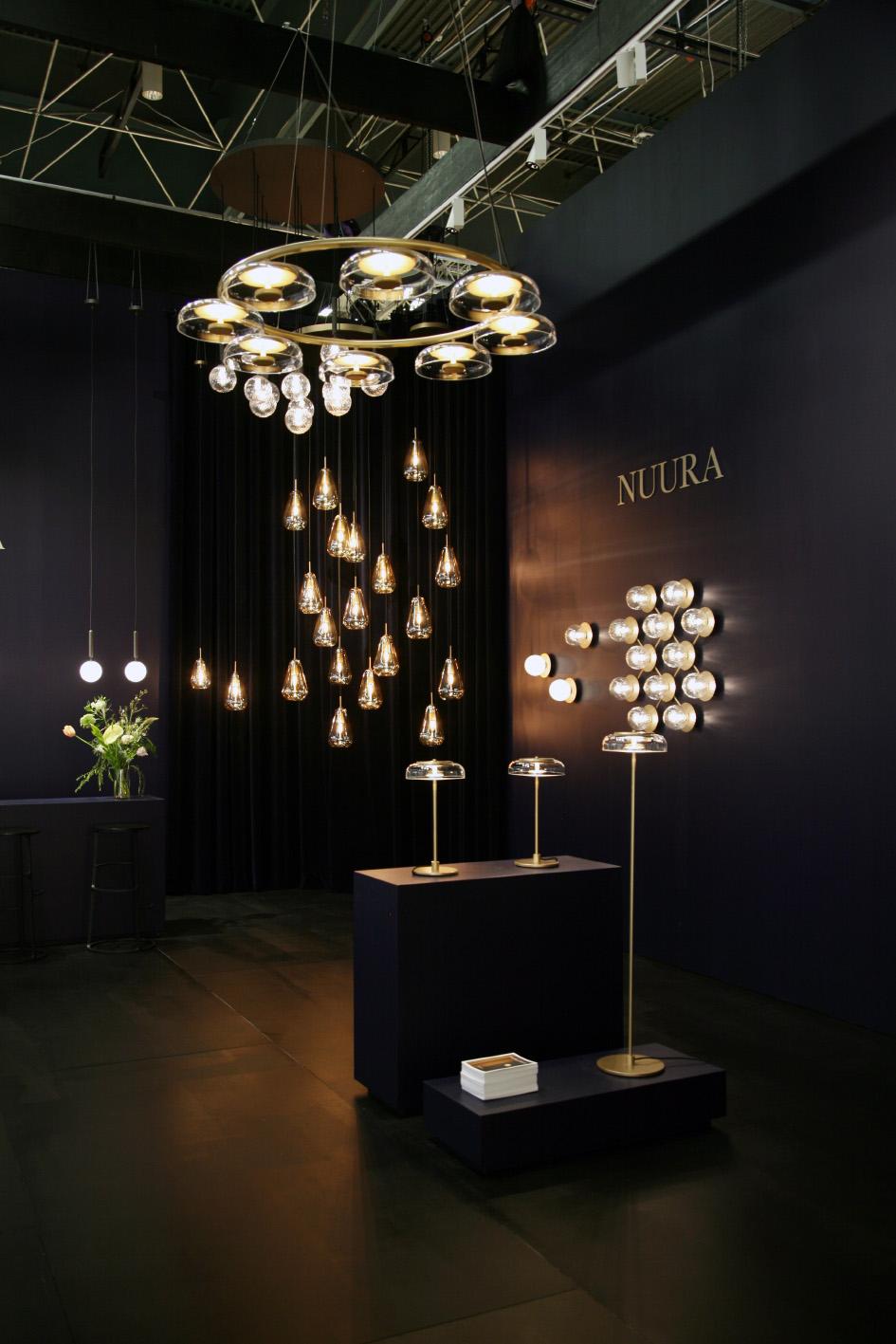 Har nog hittat några nya lampor att skriva upp på önskelistan! Ni måste kika in mer hos danska  Nuura.