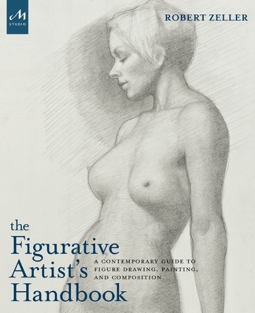 - In 2015, Zeller was invited by the Monacelli Press to write a book about the human figure in art and traditional figure drawing and painting techniques that he developed over the years at The Teaching Studios of Art. The resulting effort, The Figurative Artist's Handbook, was published in April 2017.You can learn more about the book here.