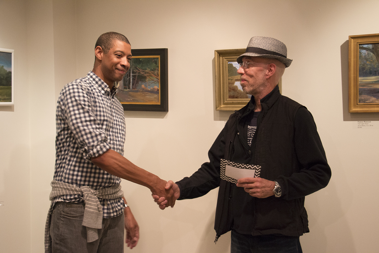 Mario and first place winner, Tony Winters.jpg