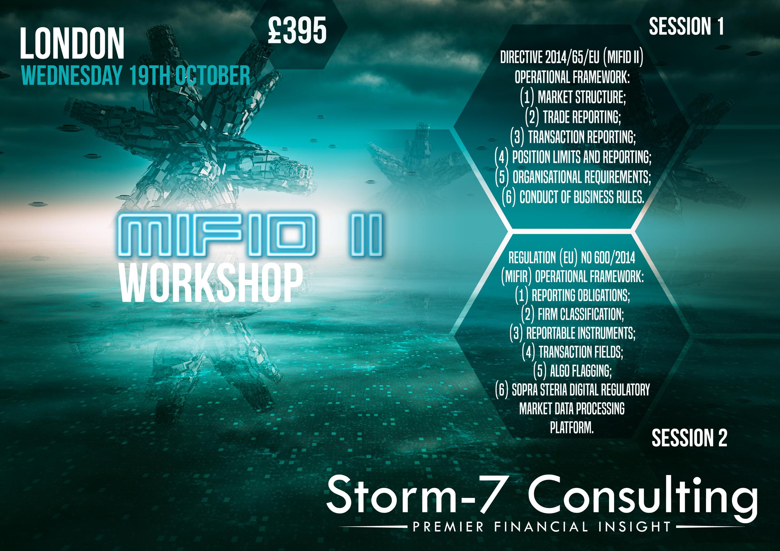 MiFID II Workshop