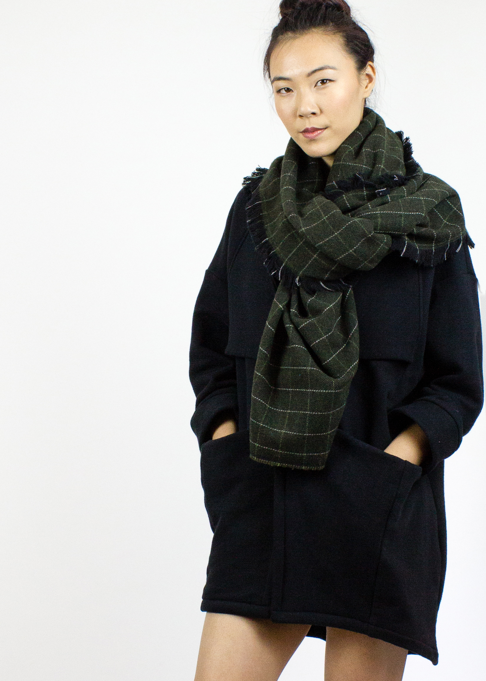 Wooly giant scarf