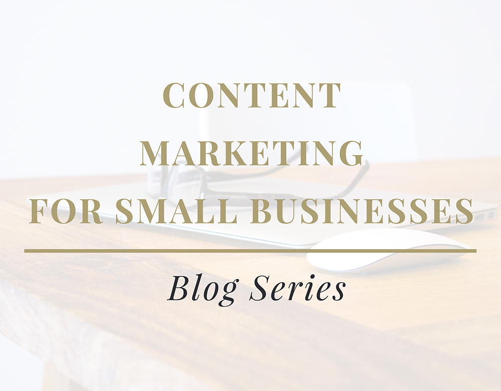 content marketing for small businesses by enovate marketing
